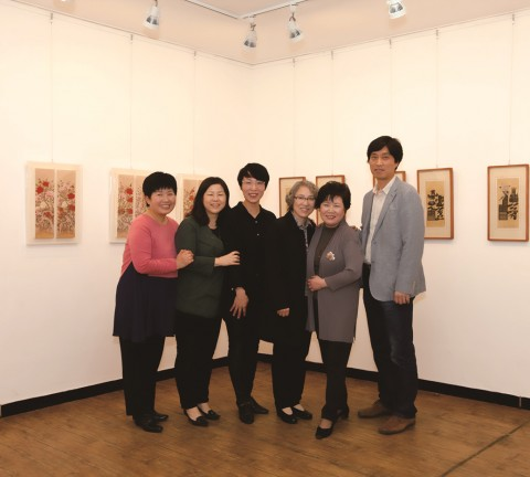꽃피는 봄이 오면 - SHOW美 회원 소그룹전