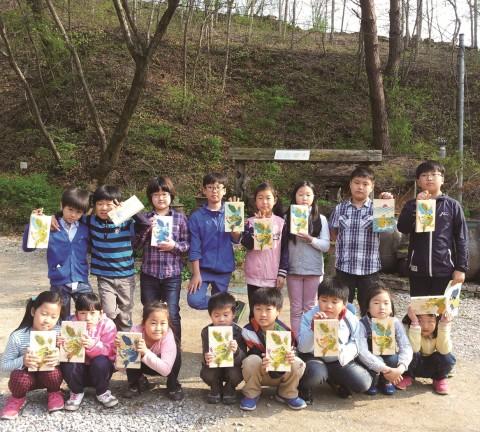 '2014 꿈다락 토요문화학교'에 '민화로 보는 넓은 세상' 선정