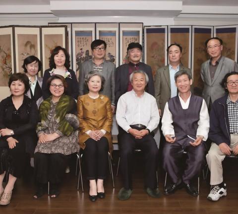 (가칭) 한국민화연합회 결성 카운트다운