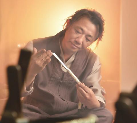 중요무형문화재 제60호 박종군 장도장