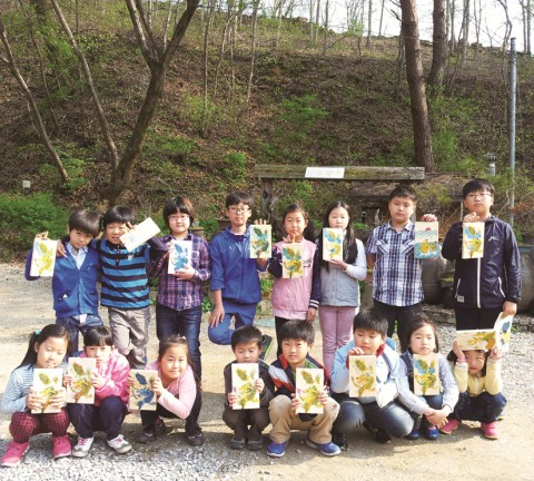 조선민화박물관, '2014 꿈다락 토요문화학교' 성황리에 마쳐