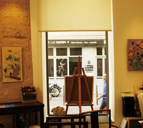 한국·국제미술교류협회 프랑스전