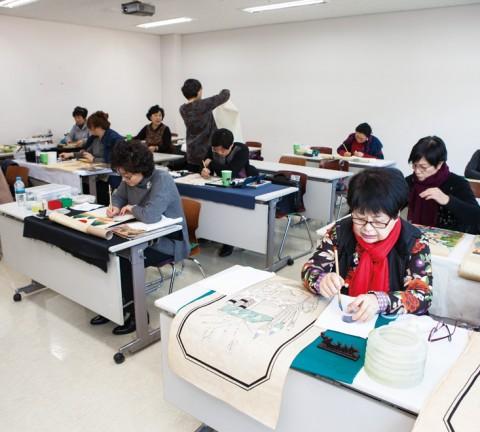 단국대학교 평생교육원 전통민화 과정