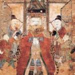 도 3. <세조 존상>, 1899년 이모移模, 해인사 성보박물관