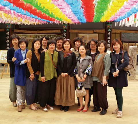 용주사 민화반 전시회