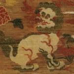 도 4. 박진영 묘 출토 사자흉배, 33.8×38.0㎝, 개인 소장
