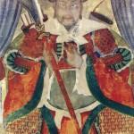 도 6. 별상도, 1900년대, 비단에 채색, 87×53.4㎝, 건들바우박물관