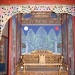 도6. 신선원전(新璿源殿) 태조 어진을 위한 감실(龕室),1920