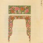 도12. 『영정모사도감의궤』, 1900-1901, 당가唐家 장식, 장서각