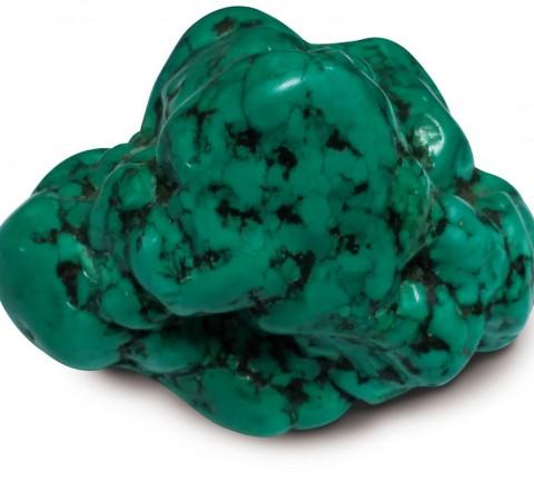 녹색안료의 원광석-공작석-Malachite