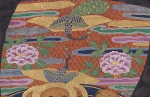 도 1. 이충원李忠元 호성공신도상 흉배, 1604년