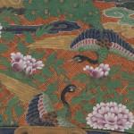 도 3. 윤효전尹孝全 익사공신도상 흉배, 1613년