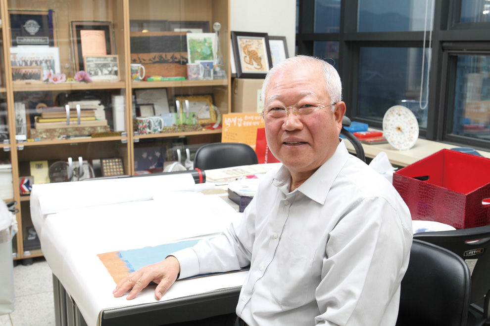 박재갑 석좌교수