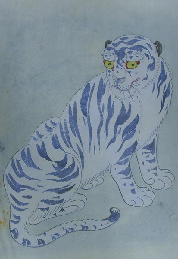 ▲도 17. 『仁祖長陵山陵都監儀軌』 (1649) 백호