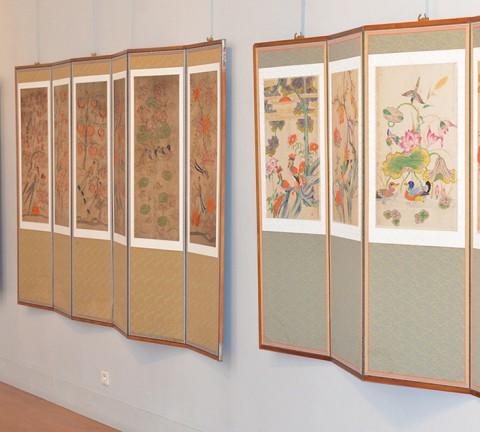 한국 현대미술의 근원 민화와 2016한국미술展